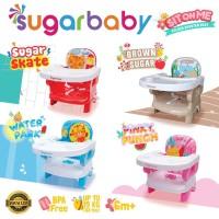 Sugar Baby Booster Seat kursi makan bayi kursi duduk bayi 6 bulan