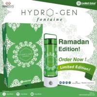 Hydrogen Fountaine Air Hidrogen PEM Inhaler LWG LIVEWELL GLOBAL
