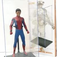 Display Box Pajangan Figure Case Acrylic Size Besar model Stand Diri
