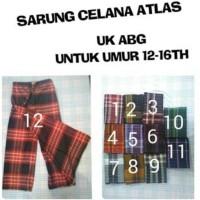 Sarung Celana Atlas Anak Uk ABG Usia 12-16 Tahun