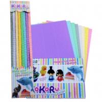 Corrugated Paper / Kertas Bergelombang Kokoru Hachigo ukuran A4