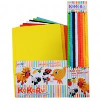Corrugated Paper / Kertas Bergelombang KOKORU HACHI ukuran A4