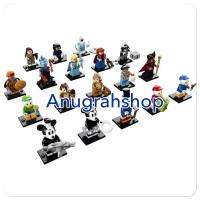 LEGO 71024 MINIFIGURES Disney Series 2 Complete Set 18pcs