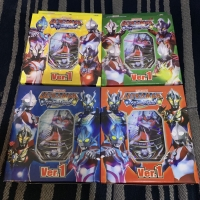 Kartu Ultraman Versi 1 Fusion Fight Ultraman Playing Card