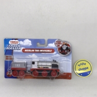 Thomas and Friends - Merlin the Invisible Metal Engine Long Train
