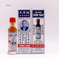Minyak Angin Medicated Oil Dau Nong Thien Thao
