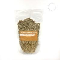 Sunflower Seed Roasted & Salted 250gram / Biji Bunga Matahari Panggang