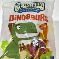 Ori australia The Natural confectionery co Snakes/Dinosaurs 260gr