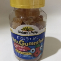 Ori Nature's Way Kids Smart Vita Gummies omega 3 fish oil -60 caps