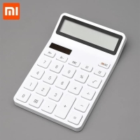 (duditech) Xiaomi Kaco LEMO - 12-Digit Desktop Calculator (White)