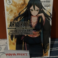 SALE - Arifureta: From Commonplace to World's Strongest (LN) Vol. 3
