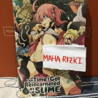 SALE - That Time I Got Reincarnated as a Slime, Vol. 3 (LN) - DAMAGED