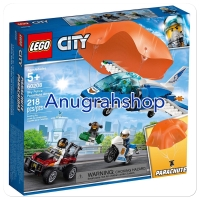 LEGO 60208 CITY Sky Police Parachute Arrest