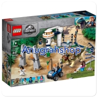 LEGO 75937 JURASSIC WORLD Triceratops Rampage