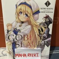 SALE - Goblin Slayer Vol. 1 (Light Novel)
