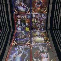Album Kartu Ultraman Sedang