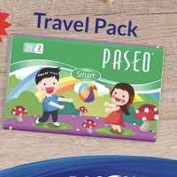 paseo smart 50sheets travelpack