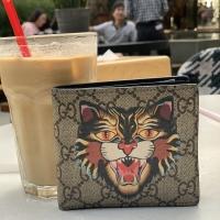 Gucci Angry Cat Wallet Authentic LIKE NEW not Lv Bottega Balenciaga