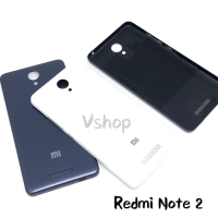 Backdoor Casing Belakang Tutupan Baterai Xiaomi Redmi Note 2 B/W