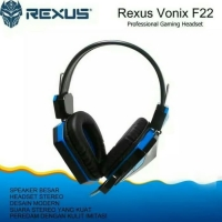 REXUS VONIX F22 GAMING HEADSET