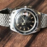 Titoni Seascoper 77 Jewels 660 feet Vintage Diver Watch Super Rare