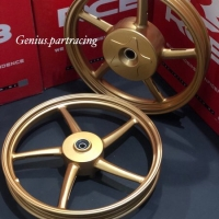 VELG RACING BOY SCOOPY FI - SCOOPY KARBU GOLD SERIES SP 522 MALAYSIA