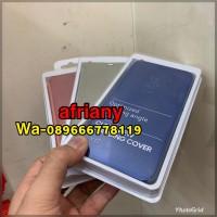 VIVO Y17 - Y15 - Y12 CLEAR VIEW FLIP COVER / CASE STANDING COVER