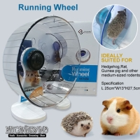 Running wheel for headghog and hamster