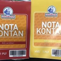 Nota Kontan - 1 Ply