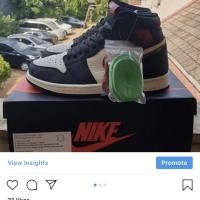 Nike Air Jordan 1 Star is Born