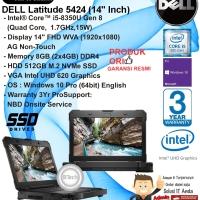 DELL Latitude 5424 Rugged Intel Core i5-8350U/8GB/512GB SSD/WIN10PRO