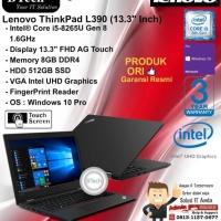LENOVO ThinkPad L390 Intel Core i5-8265U/8GB/512GB/Intel UHD/WIN10PRO