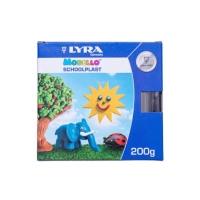 Lyra Mobella SchoolPlast / Clay / Lilin 200 gram