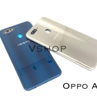 Backdoor Back Casing Housing Oppo A7 + Bazel Samping