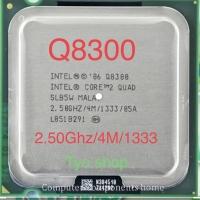 Procesor Quadcore Q8300 - Core 2 Quad Q8300 2.5Ghz Socket 775