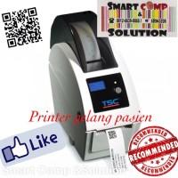 Software buat Printer Gelang Pasien TSC TDP-225W