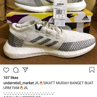Adidas Pureboost White