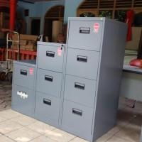 Filling cabinet 4 laci import Daiko