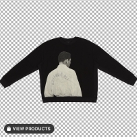 Country Of Milan Ali Back Crewneck Sweater