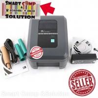 Printer Barcode Zebra GT-820 / GT820 / GT 820 cetak resi kode booking