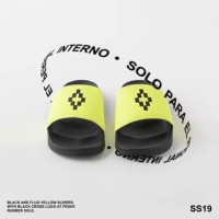 Country Of Milan SS19 Sandals Yellow Urban slip on