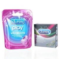 Paket Combo Joss Durex Play & Performa