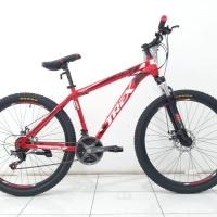 Jual Sepeda Gunung MTB Trex 780 27.5 Double Disc 21Speed