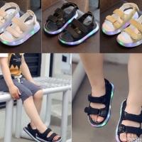Sepatu Sandal Anak Led/Sepatu Casual Anak
