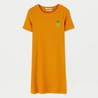 Yourpong Midi Dress Tumeric