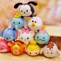 Figure Tsum Tsum Disney Cute Set isi 10 Pc