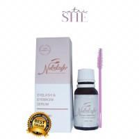 Nutrilash serum penumbuh alis rambut bulu mata penebal alami eyelash