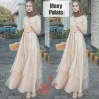 Fashion Muslim Gamis Maxi Palais OD