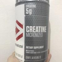 DYMATIZE CREATINE MICRONIZED 300 GR 300GR 300 gram 300gram hydrolized