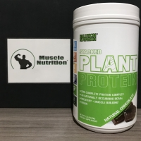 EVL Nutrition Stacked Plant Protein 1.5lb Vegan 1.5 lb 1,5 lb